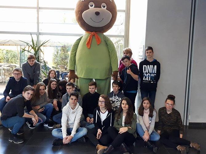 2017 / 2018 - Az MTVA Látogatóközpontjában jártunk