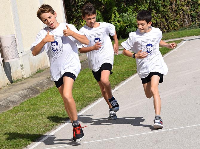 2017 / 2018 - Európai Diáksport Napja