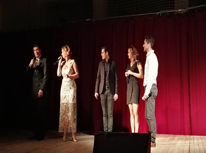 2017 / 2018 - Musical és Operett Gálaest
