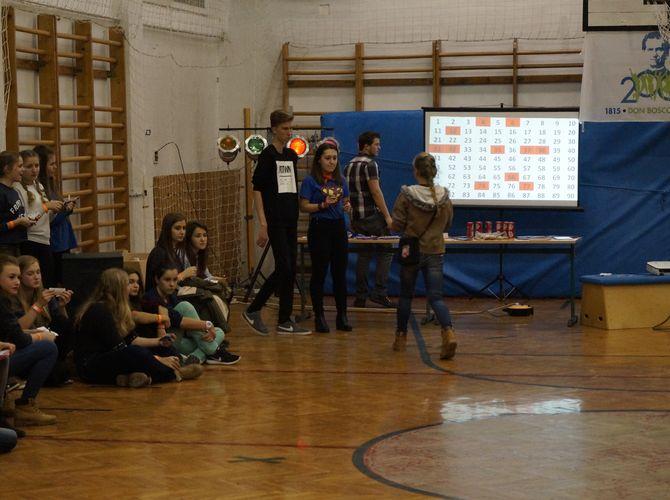 Adventi Játéknap a Szalézi Szent Ferenc Gimnáziumban