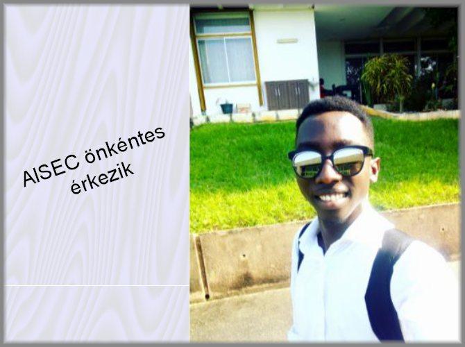 AISEC önkéntes érkezik a Szalézi Szent Ferenc Gimnáziumba