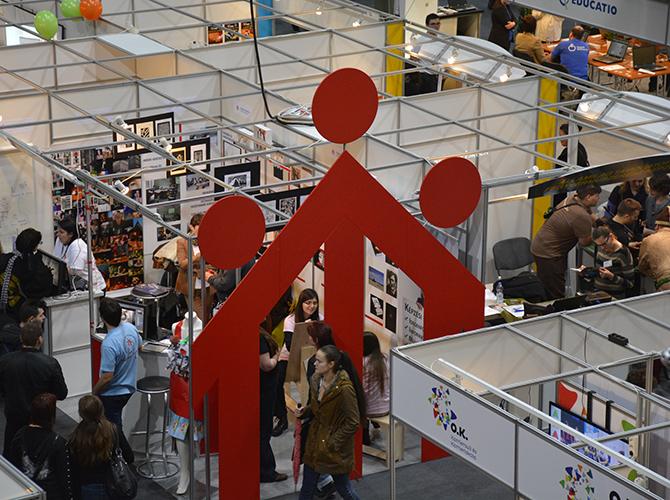 Educatio Oktatási Szakkiállítás 2016