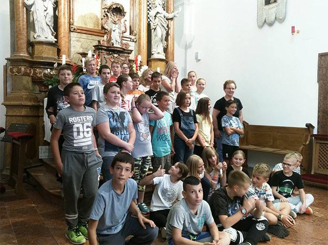 2017 / 2018 - Gólyatábor 5. osztály