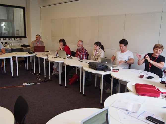 GRANDIS XXI. projekt 2. nemzetközi találkozó