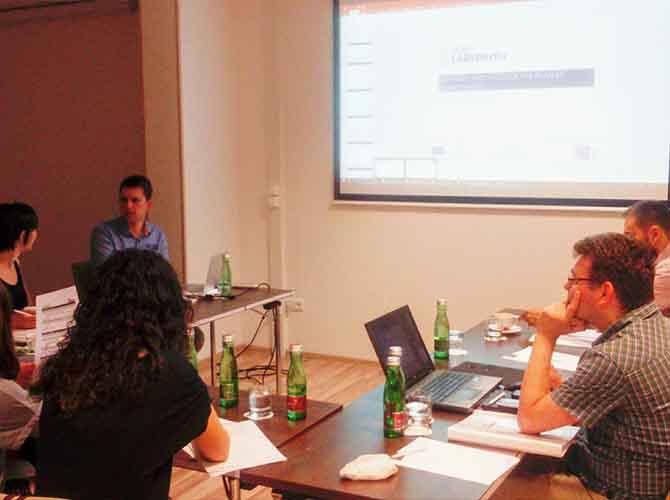 JobLab 3. nemzetközi találkozó Pozsonyban