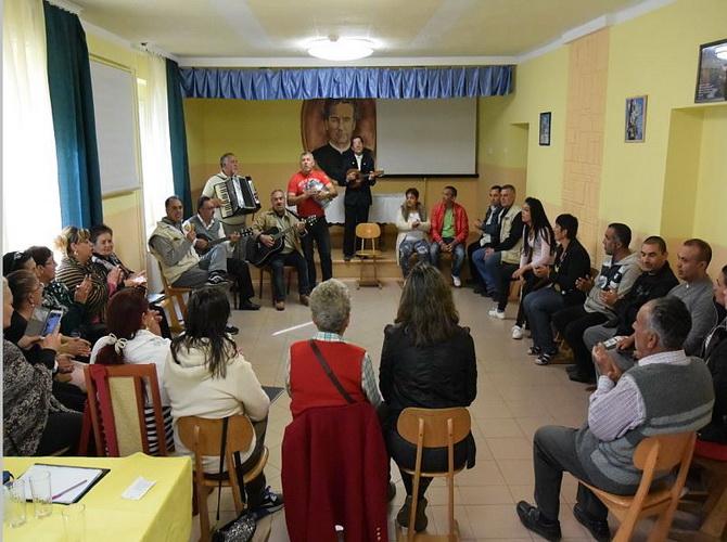 Kazincbarcikán jártak a Boldog Ceferino Intézet munkatársai