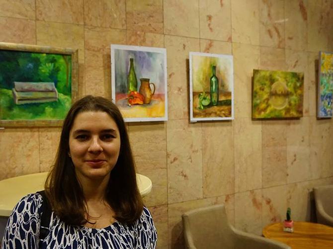 Művészeti kiállítás a Radisson Blu Béke Hotelben!