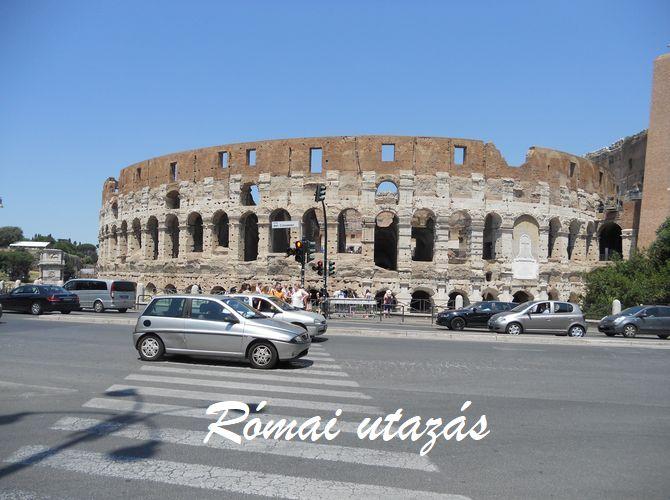 Római utazás 2018. május 29-június 2.