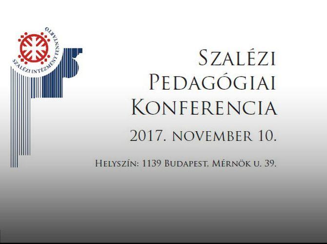 Szalézi Szent Ferenc Gimnázium tanárainak szekciófoglalkozásai - 2017. november 10.