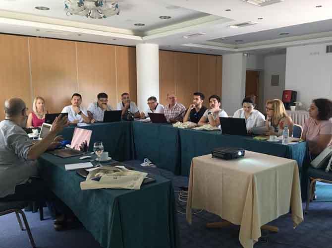 VETIVER projekt 3. nemzetközi találkozó