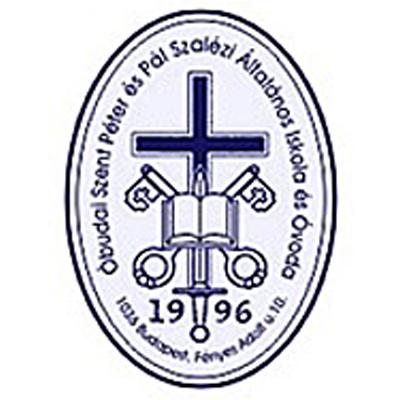 Óbudai Szent Péter és Pál Szalézi Általános Iskola és Óvoda iskolája